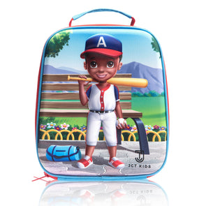 3D Baseball Lunch Bag for Kids