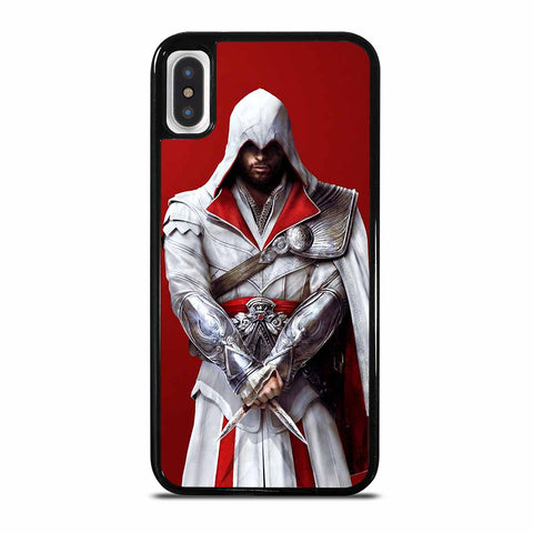 ASSASSIN'S CREED BROTHERHOOD iPhone X and XS Case Cover