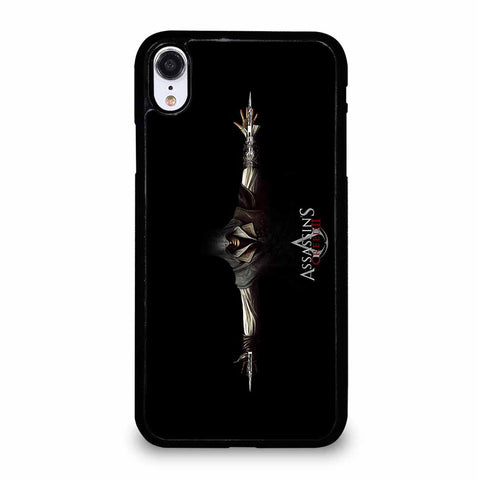 ASSASSIN'S CREED II DELUXE iPhone XR Case