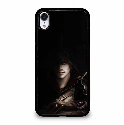 ASSASSIN'S CREED II ON DARK iPhone XR Case Cover