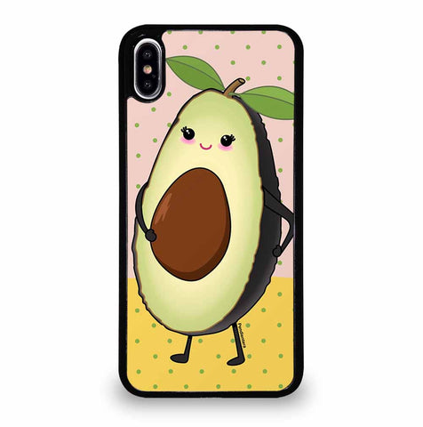 AVOCADO MOM for iPhone XS Max Case Cover