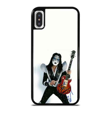 Ace Frehley KISS Band for iPhone X and XS Case Cover