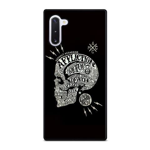 Affliction Live Fast for Samsung Galaxy Note 10 Case