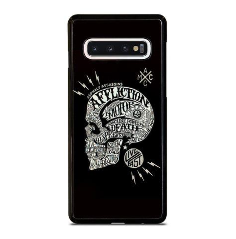 Affliction Live Fast for Samsung Galaxy S10 Case Cover