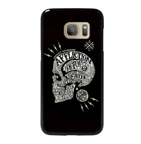 Affliction Live Fast for Samsung Galaxy S7 Case Cover