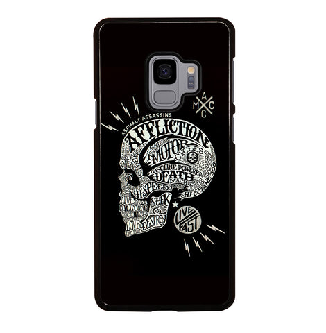 Affliction Live Fast for Samsung Galaxy S9 Case Cover