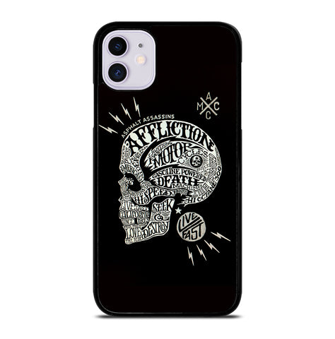 Affliction Live Fast for iPhone 11 Case Cover