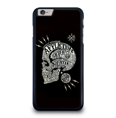 Affliction Live Fast for iPhone 6 and 6S Plus Case Cover