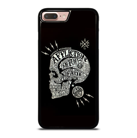 Affliction Live Fast for iPhone 7 or 8 Plus Case
