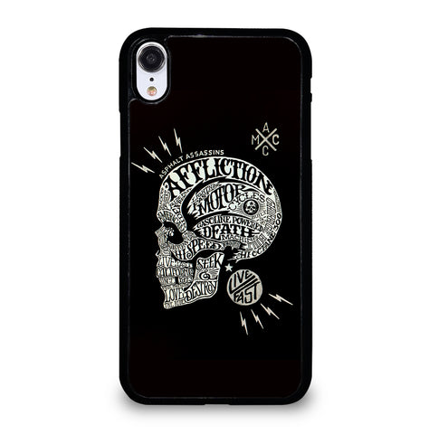 Affliction Live Fast for iPhone XR Case Cover