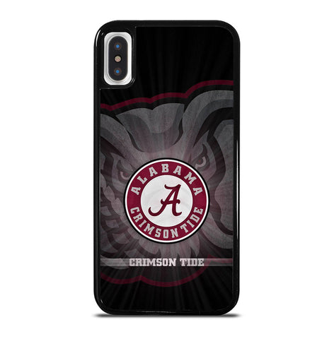 Alabama Crimson Tide for iPhone X or XS Case Cover