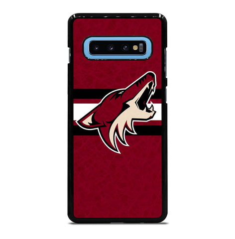 Arizona Coyotes NHL for Samsung Galaxy S10 Plus Case