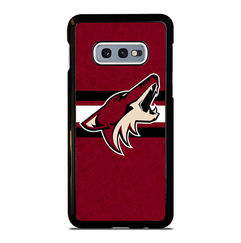 Arizona Coyotes NHL for Samsung Galaxy S10e Case