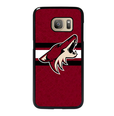 Arizona Coyotes NHL for Samsung Galaxy S7 Case Cover