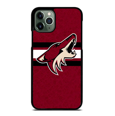 Arizona Coyotes NHL for iPhone 11 Pro Max Case