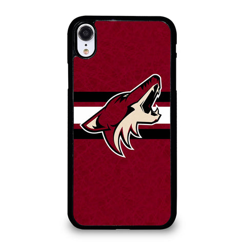 Arizona Coyotes NHL for iPhone XR Case