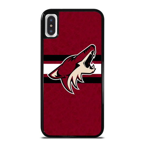 Arizona Coyotes NHL for iPhone X or XS Case Cover