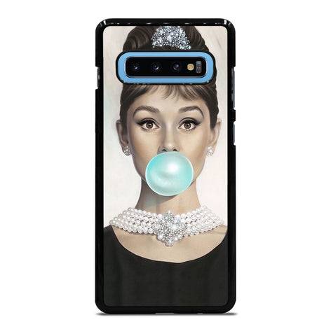 Audrey Kathleen Hepburn for Samsung Galaxy S10 Plus Case Cover