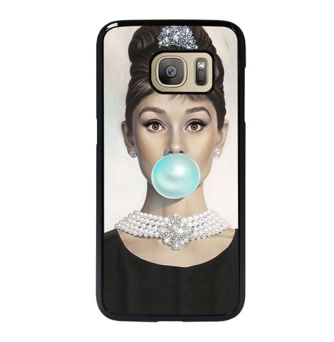 Audrey Kathleen Hepburn for Samsung Galaxy S7 Case Cover