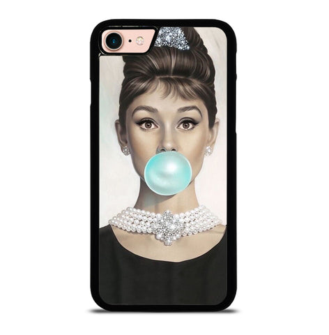Audrey Kathleen Hepburn for iPhone 7 or 8 Case