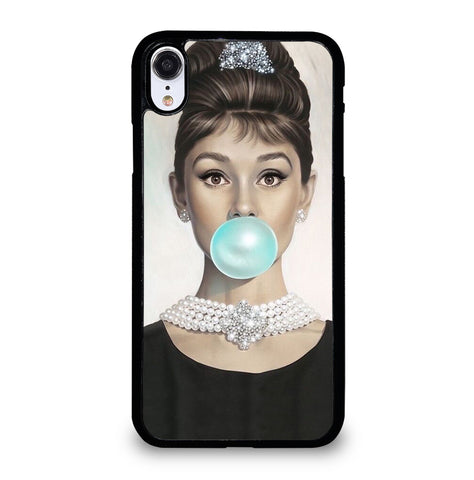 Audrey Kathleen Hepburn for iPhone XR Case