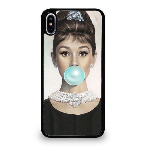 Audrey Kathleen Hepburn for iPhone XS Max Case Cover
