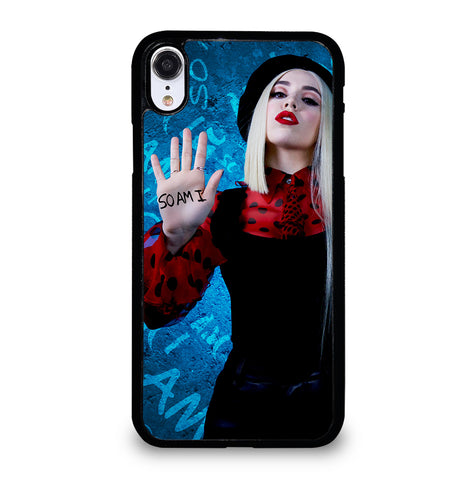 Ava Max So Am I for iPhone XR Case