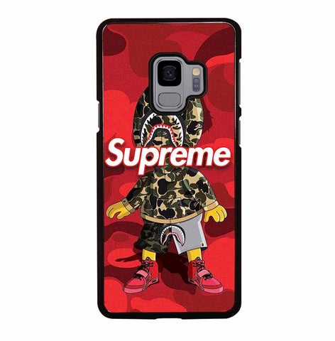 BAPE CAMO SUPREME for Samsung Galaxy S9 Case