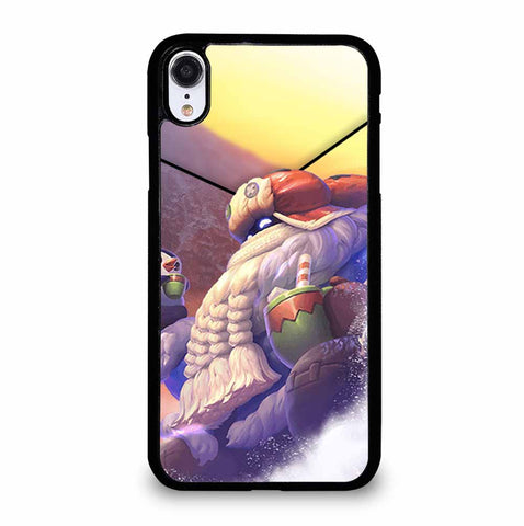 BARD LEAGUE OF LEGENDS for iPhone XR Case