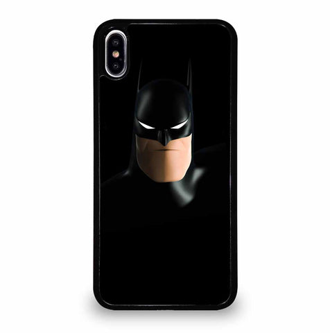 BATMAN FACE MASK iPhone XS Max Case Cover