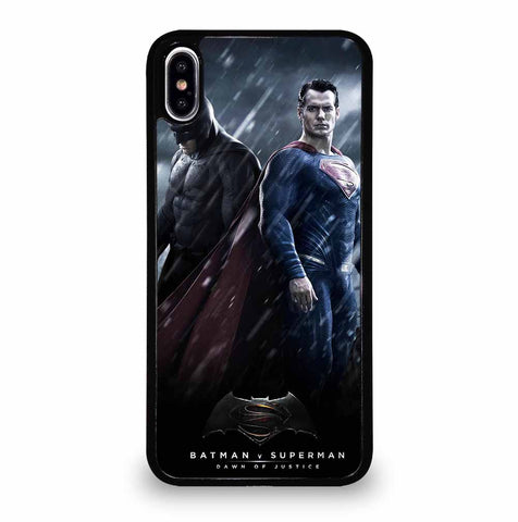 BATMAN VS SUPERMAN iPhone XS Max Case