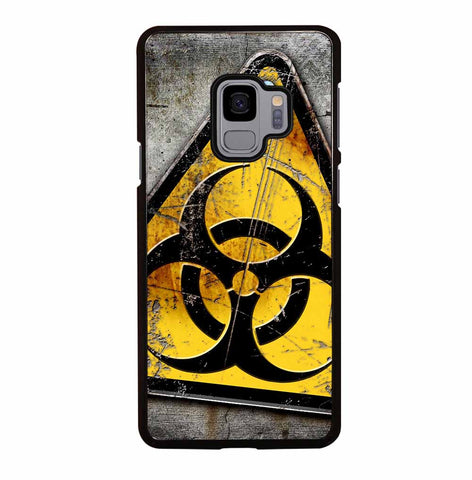 BIOHAZARD SIGN for Samsung Galaxy S9 Case Cover