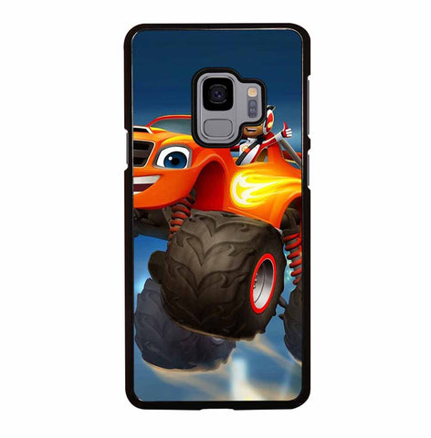 BLAZE AND THE MONSTER MACHINES for Samsung Galaxy S9 Case Cover