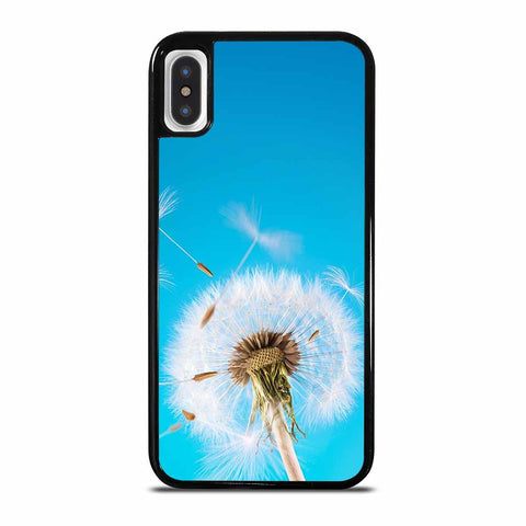 BLOWING DANDELION iPhone X/XS Case