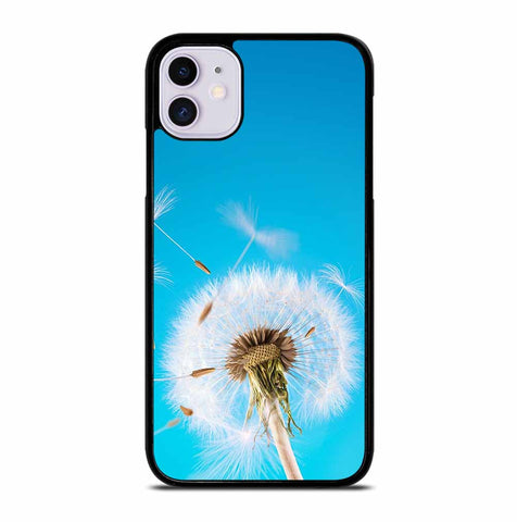 BLOWING DANDELION iPhone 11 Case Cover