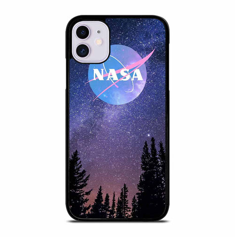 BLUE NIGHT SKY NASA for iPhone 11 Case