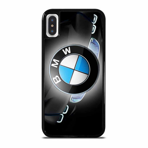 BMW LIGHT BULB iPhone X and XS Case