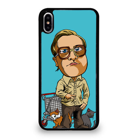 BUBBLES FROM TRAILER PARK BOYS for iPhone XS Max Case