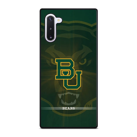 Baylor Bears for Samsung Galaxy Note 10 Case Cover