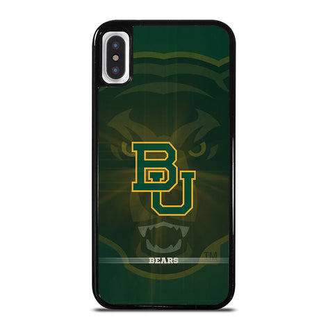 Baylor Bears for iPhone X and XS Case