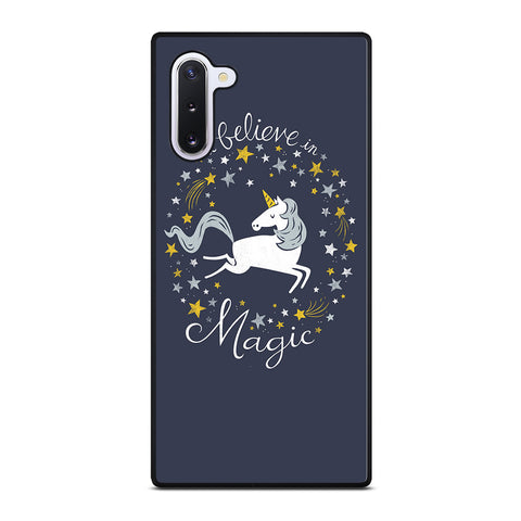 Believe In Magic for Samsung Galaxy Note 10 Case Cover