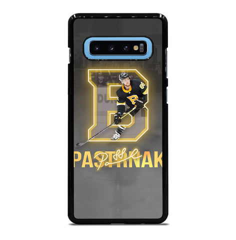 Boston Bruins David Pastrnak for Samsung Galaxy S10 Plus Case