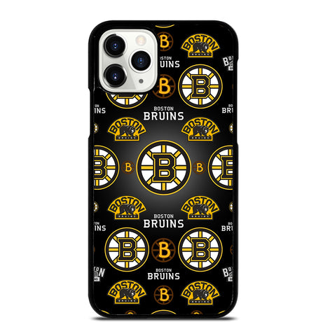 Boston Bruins Logo for iPhone 11 Pro Case Cover