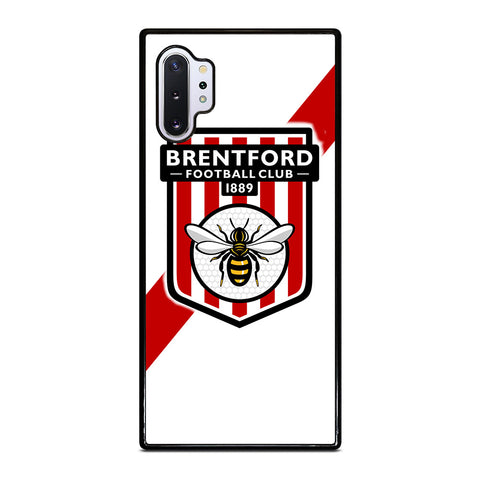 Brentford FC for Samsung Galaxy Note 10 Plus Case Cover