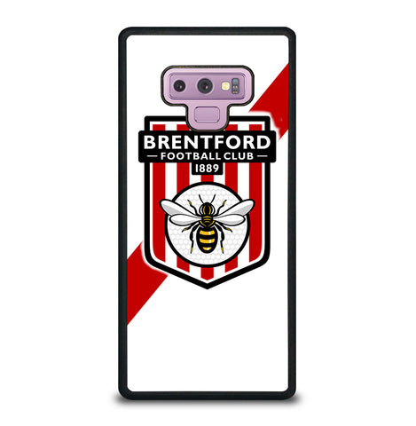 Brentford FC for Samsung Galaxy Note 9 Case Cover