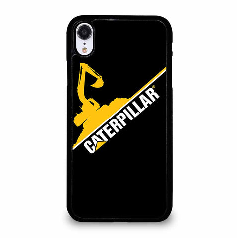CATERPILLAR TRACTOR LOGO for iPhone XR Case