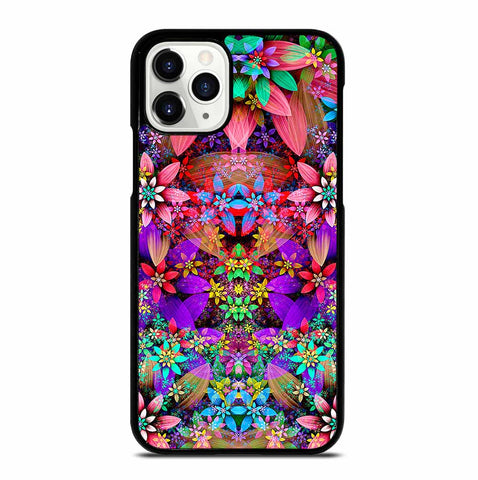 CHAMELEON FLOWER for iPhone 11 Pro Case Cover