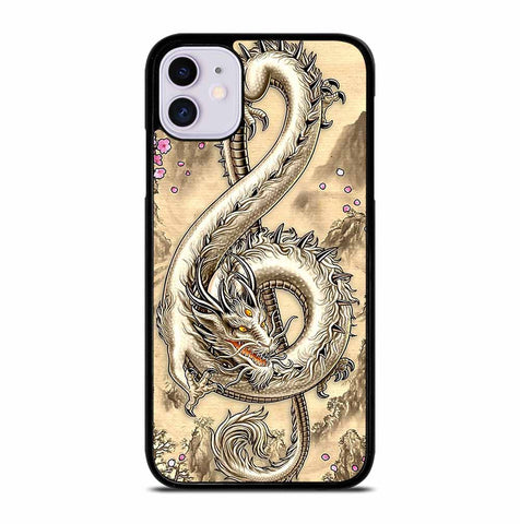 CHINESE GOLD DRAGON for iPhone 11 Case