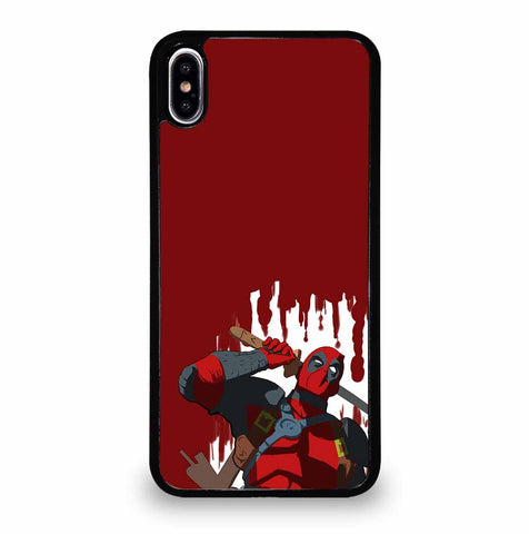 COOL DEADPOOL iPhone XS Max Case Cover