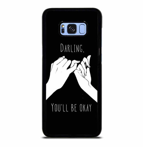 COUPLE PINKY PROMISE for Samsung Galaxy S8 Plus Case